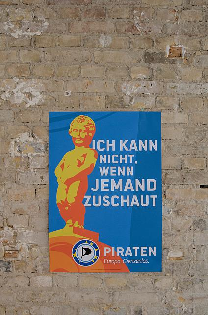 EU14 Wahlkampfauftakt Urban Spree Berlin PIRATEN Piratenpartei by Borys Sobieski CC-BY -6